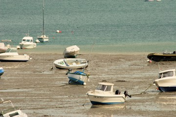 Cancale and Dinard