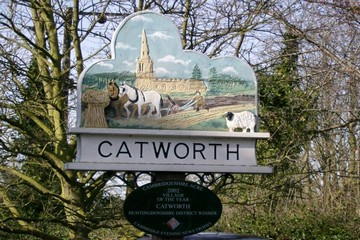 Catworth and Covington