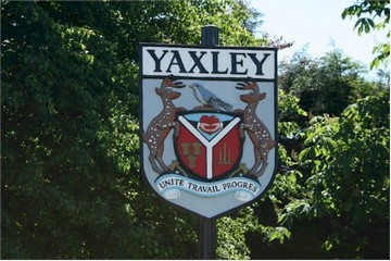 Yaxley to Conington