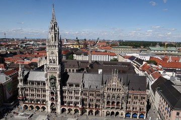 Munich Old Town