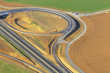 Motorways of France