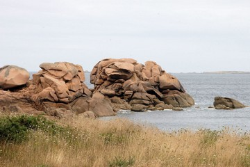 The Pink Granite Coast