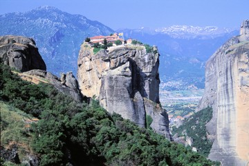 The Monasteries of Meteora