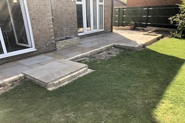 Garden Rework