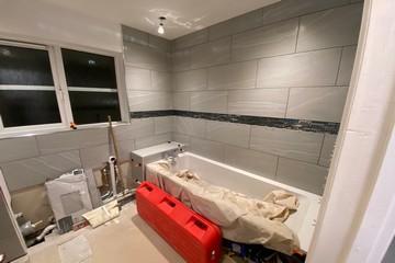 Bathroom Rework